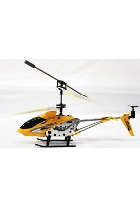 Gamestar 3,5 Kanal Şarjlı Uzaktan Kumandalı Helikopter - Denge Çarkı
