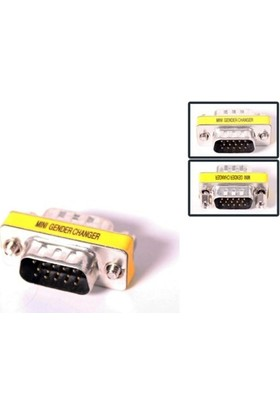 Zoomex SS-1038 VGA (M) TO VGA (M) Erkek - Erkek Aparat