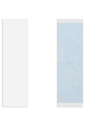 Performans Mavi Protez Saç Bandı 36 Adet Düz
