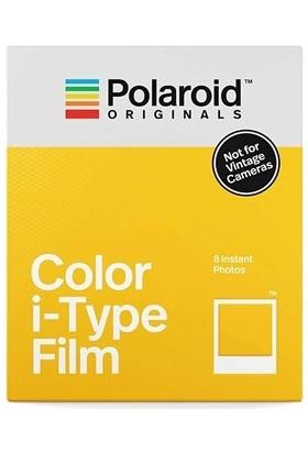 Polaroid Renkli Film - Color Film İ-Type