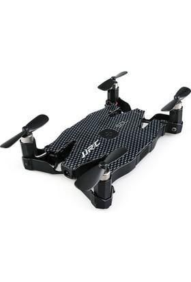 Jjrc H49 Siyah Otomatik Katlanır 720P Kameralı Wıfı Selfıe Drone
