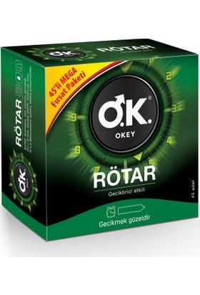 Okey Rötar 45'li Prezervatif