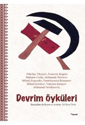 Devrim Öyküleri - Nikolay Tihonov;Maksim Gorki;Mihail Şolohov