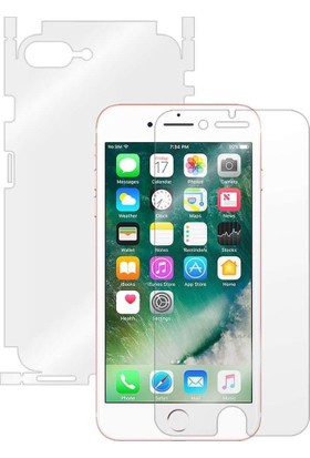 Lito 360 Nano TPU Tam Koruma iPhone 7/8 Plus Ekran Koruyucu Film LT04-IP7P