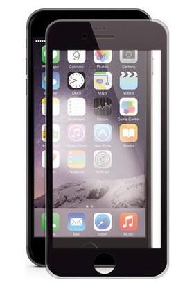 Lito 3D Full Cover iPhone 7/8 Plus Cam Ekran Koruyucu Ön / Siyah LT05-IP7P-O-S