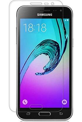 S-Link Samsung Galaxy J3 2016 0.3 mm 2.5D Cam Ekran Koruyucu CM-J32016