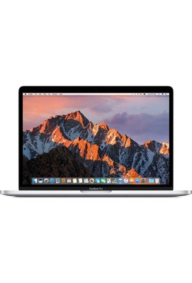 "Apple Macbook Pro Touch Bar Intel Core i7 8750H 16GB 512GB SSD Radeon Pro 560X MacOs 15"" QHD Taşınabilir Bilgisayar MR972TU/A - Gümüş"