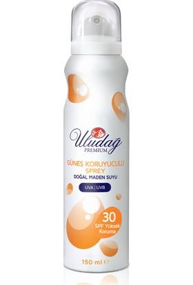 Uludağ Premium Cilt Bakım Spreyi Güneş Koruyuculu 150 ml