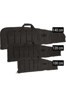 Sturm Rifle Case 140 Cm Siyah Tüfek Kılıfı
