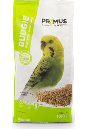 Benelux Primus Premium Vitaminli Karışık Muhabbet Kuşu Yemi 1 kg