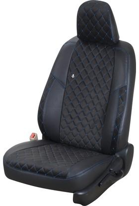 Otom Seat Toledo 2013-Sonrası Koltuk Kılıfı Vip Design VT114