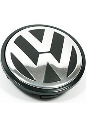 Wolcar Volkswagen Jetta 2006 -2014 Sonrası Jant Göbek Arması