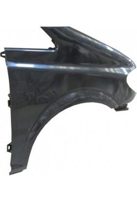 Ypc Mercedes VIano- 2004/2010 Ön Çamurluk Sağ Deliksiz Plastik (Phira)