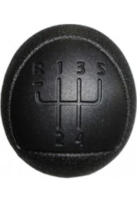 Ypc Renault Clio- Symbol- Sd- 2009/2012 Vites Kolu Topuzu Siyah 5 Vites