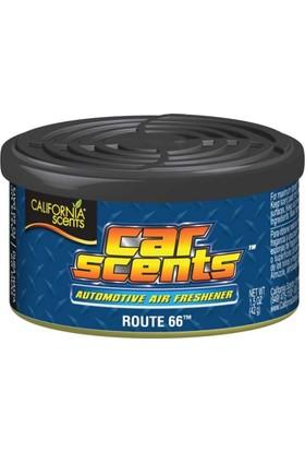 California Scents Route 66 Araba Kokusu 42 gr