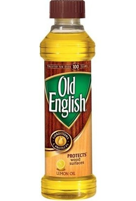 Old English Lemon Oil Protects Wood Surfaces 473 ml