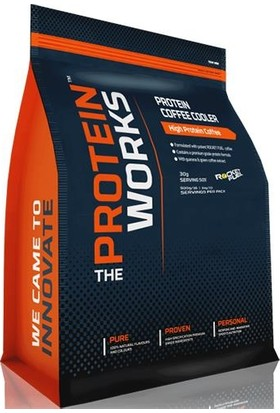 The Protein Works Protein Coffee Cooler Choco Mocha 500 gr
