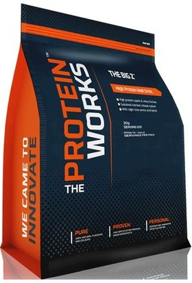The Protein Works The Big Z Hot Chocolate 500 gr