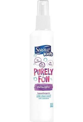 Suave Kids Purely Fun Saç Açıcı Sprey 295 ml