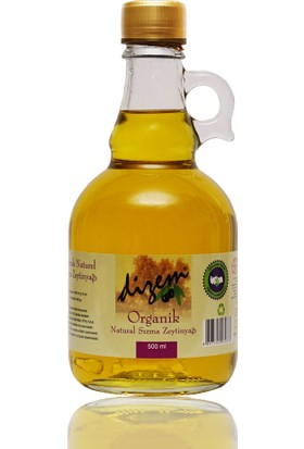 Dizem 500 ml Organik Naturel Zeytinyağı
