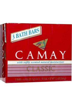 Camay 3'lü Sabun