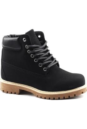 Pro Hyper Siyah Erkek Çocuk Bot Ayakkabı