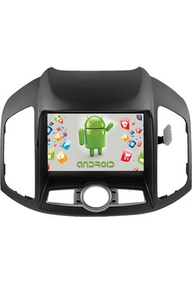 Navigold Chevrolet Captiva 2015 Android Navigasyon Multimedya Tv USB Oem