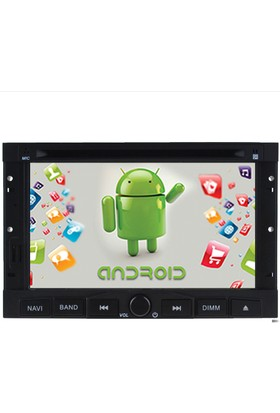 Navigold Citroen-Berlingo Android Navigasyon Multimedya Tv USB Oem