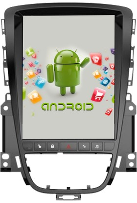 Navigold Opel Astra J Android Navigasyon Multimedya Tv USB Oem