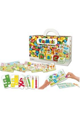 PlayMais® Classic Fun To Learn Abc Eğitici Oyun Seti