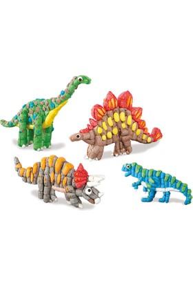 PlayMais® Classic Fun To Play Dinosaurs Eğitici Oyun Seti