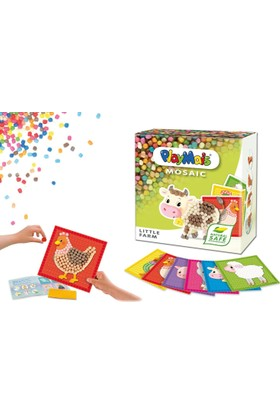 PlayMais® Mosaic Little Farm Eğitici Oyun Seti