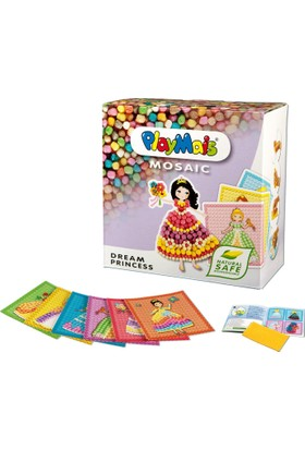 PlayMais® Mosaic Dream Princess Eğitici Oyun Seti