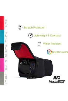 Megagear MG1194 Canon Eos 800D (18-135 Mm), 77D, 9000D Neopren Kamera Kılıfı