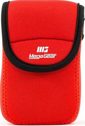 Megagear MG798 Olympus Tough Tg-5, Tg-4 Neopren Kamera Kılıfı