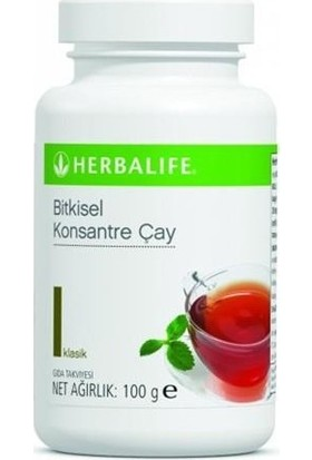 Herbalife 100 Gr. Klasik Çay