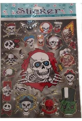 Defter Stickers Kuru Kafa