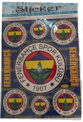 Defter Stickers Fenerbahçe
