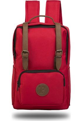Fudela BKS Red Backpack