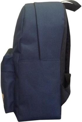 Fudela ZYE Navy Blue Backpack Sırt Çantası