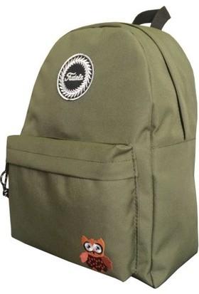 Fudela ZYE Khaki Dog Backpack