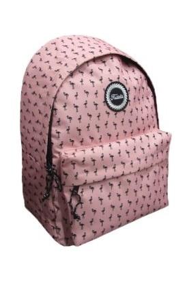 Fudela Outdoor Backpack Sırt Çantası Flamingo