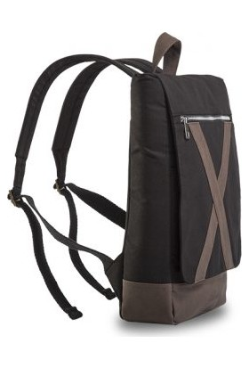 Fudela YFK Black Backpack