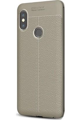 Ehr. Xiaomi Mi 8 Darbeye Karşı Lüx Silikon Niss Kılıf + Ekran Koruyucu Cam