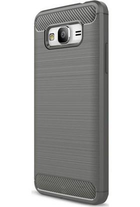 Ehr. Samsung Galaxy J7 2016 Room TPU Ultra Lüx Silikon Kılıf + Ekran Koruyucu Cam
