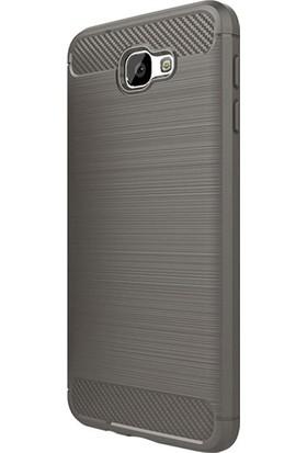 Ehr. Samsung Galaxy C7 Pro Room TPU Ultra Lüx Kılıf + Ekran Koruyucu Cam