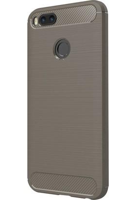 Ehr. Xiaomi Mi 5X & A1 Room TPU Ultra Lüx Silikon Kılıf + Ekran Koruyucu Cam