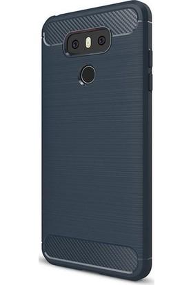 Ehr. LG G6 Room TPU Ultra Lüx Silikon Kılıf + Ekran Koruyucu Cam