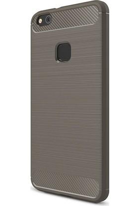 Ehr. Huawei P9 Lite 2017 Room TPU Ultra Lüx Silikon Kılıf + Ekran Koruyucu Cam