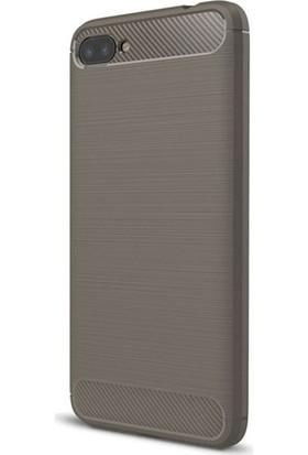 Ehr. Asus Zenfone 4 Max ZC554KL Room TPU Ultra Lüx Silikon Kılıf + Ekran Koruyucu Cam